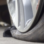 Preventing Injuries Following a Tire Blowout